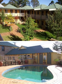 Pioneer Motel Kangaroo Valley - Accommodation Burleigh