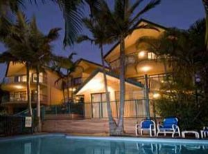 Karana Palms Resort - Accommodation Burleigh