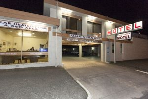 Ararat central motel - Accommodation Burleigh