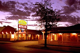 Dalby Mid Town Motor Inn - Accommodation Burleigh