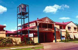 Dalby Homestead Motel - Accommodation Burleigh