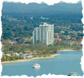 Crystal Bay Resort - Accommodation Burleigh