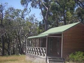Cave Park Cabins - Accommodation Burleigh