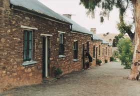 Burra Heritage Cottages - Tivers Row - Accommodation Burleigh