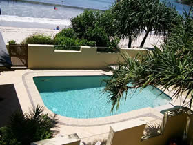 Portofino Beachfront Apartments - Accommodation Burleigh