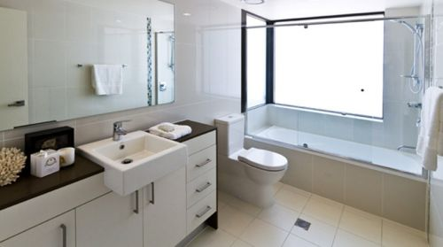 Victoria Towers - Accommodation Burleigh