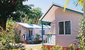 Southport Tourist Park - Accommodation Burleigh