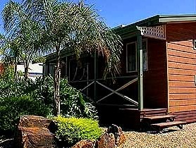 Bentley's Cabin Park Port Pirie - Accommodation Burleigh