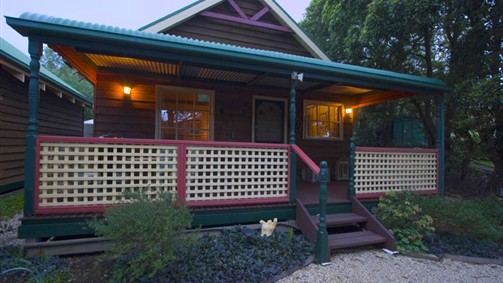 Trawool Cottages  Farmstay - Accommodation Burleigh
