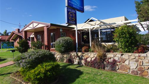Murray River Motel - Accommodation Burleigh