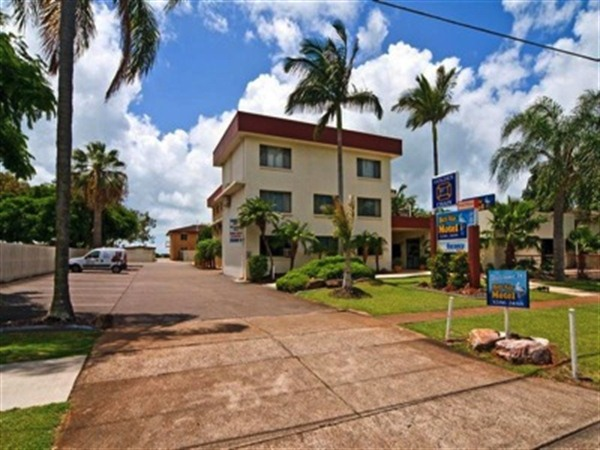 Cleveland Bay Air Motel - Accommodation Burleigh