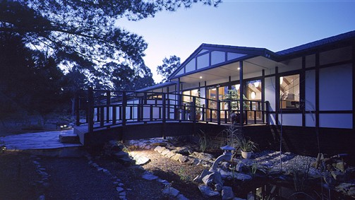 Shizuka Ryokan Japanese Country Spa  Wellness Retreat - Accommodation Burleigh