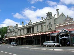 Commercial Hotel Camperdown - Accommodation Burleigh