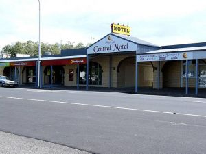Gin Gin Central Motel - Accommodation Burleigh