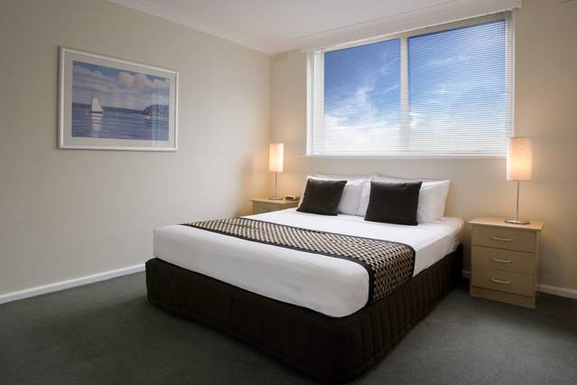 North Melbourne Serviced Apartments - Accommodation Burleigh