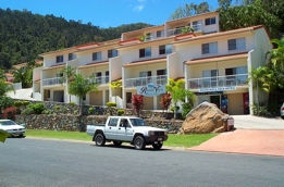 Reefside Villas Whitsunday - Accommodation Burleigh
