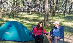 Apsley Falls campground - Accommodation Burleigh