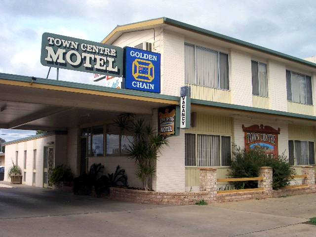 Town Centre Motel - Accommodation Burleigh