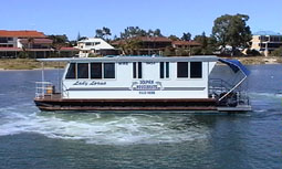 Dolphin Houseboat Holidays - Accommodation Burleigh