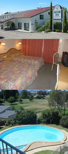 Tumut Motor Inn - Accommodation Burleigh