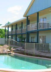 The Shamrock Gardens Motel - Accommodation Burleigh
