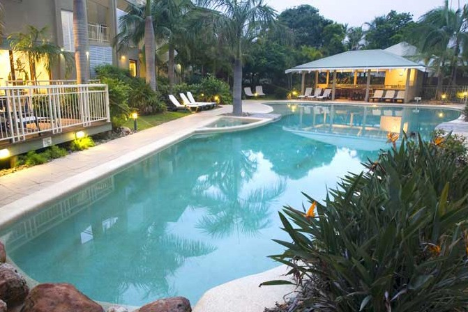Colonial Resort Noosa - Accommodation Burleigh