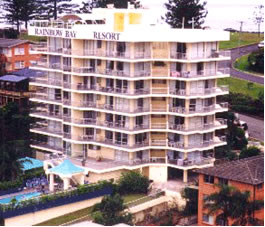 Rainbow Bay Resort - Accommodation Burleigh