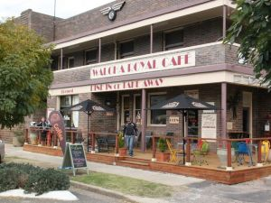 Walcha Royal Cafe and Boutique Accommodation - Accommodation Burleigh