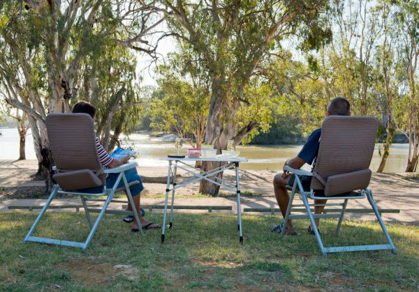 Loxton Riverfront Holiday Park - Accommodation Burleigh