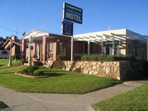 Golden Chain Murray River Motel - Accommodation Burleigh