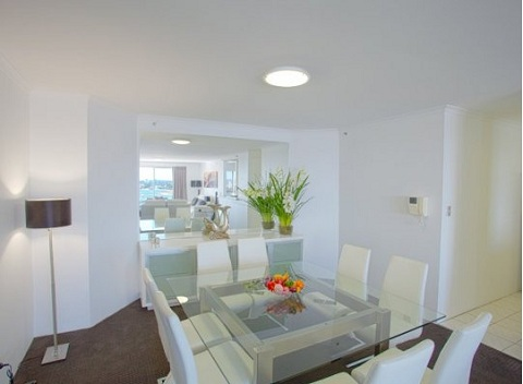 Ocean Sands Resort - Accommodation Burleigh