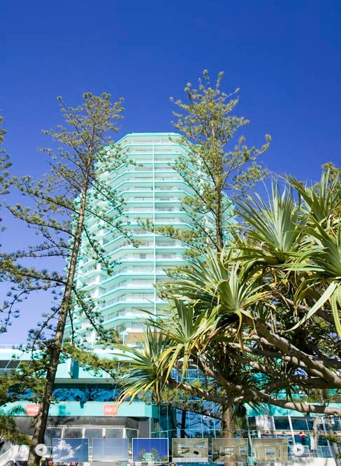Ocean Plaza Resort - Coolangatta - Accommodation Burleigh