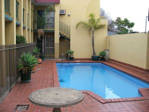 Comfort Inn Scotty's - Accommodation Burleigh