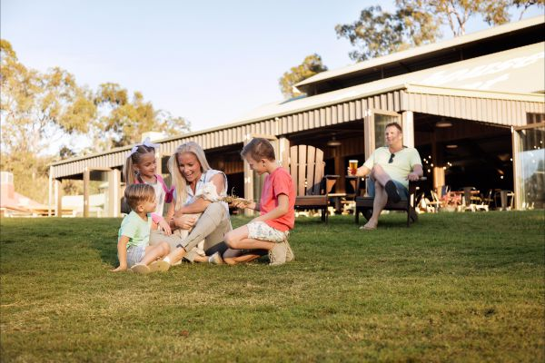 Paradise Country Farmstay - Accommodation Burleigh