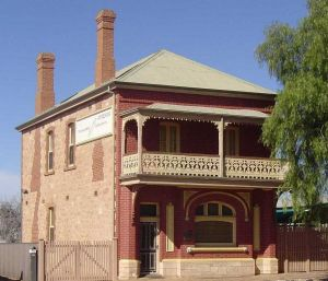 Savings Bank of South Australia - Old Quorn Branch - Accommodation Burleigh
