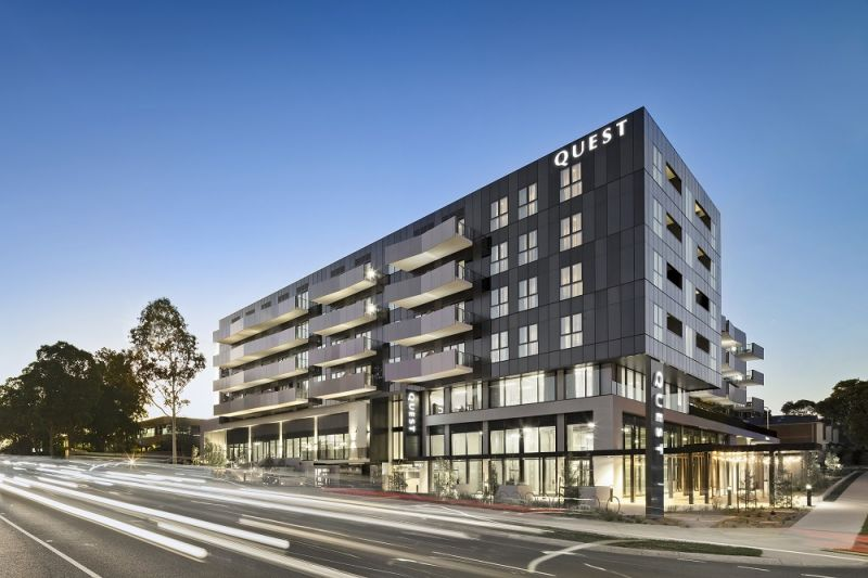 Quest Burwood East - Accommodation Burleigh
