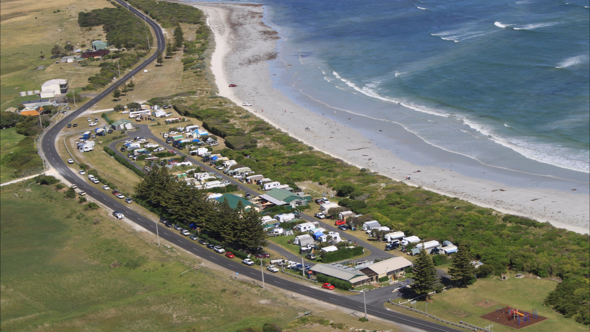 Port MacDonnell Foreshore Tourist Park - Accommodation Burleigh