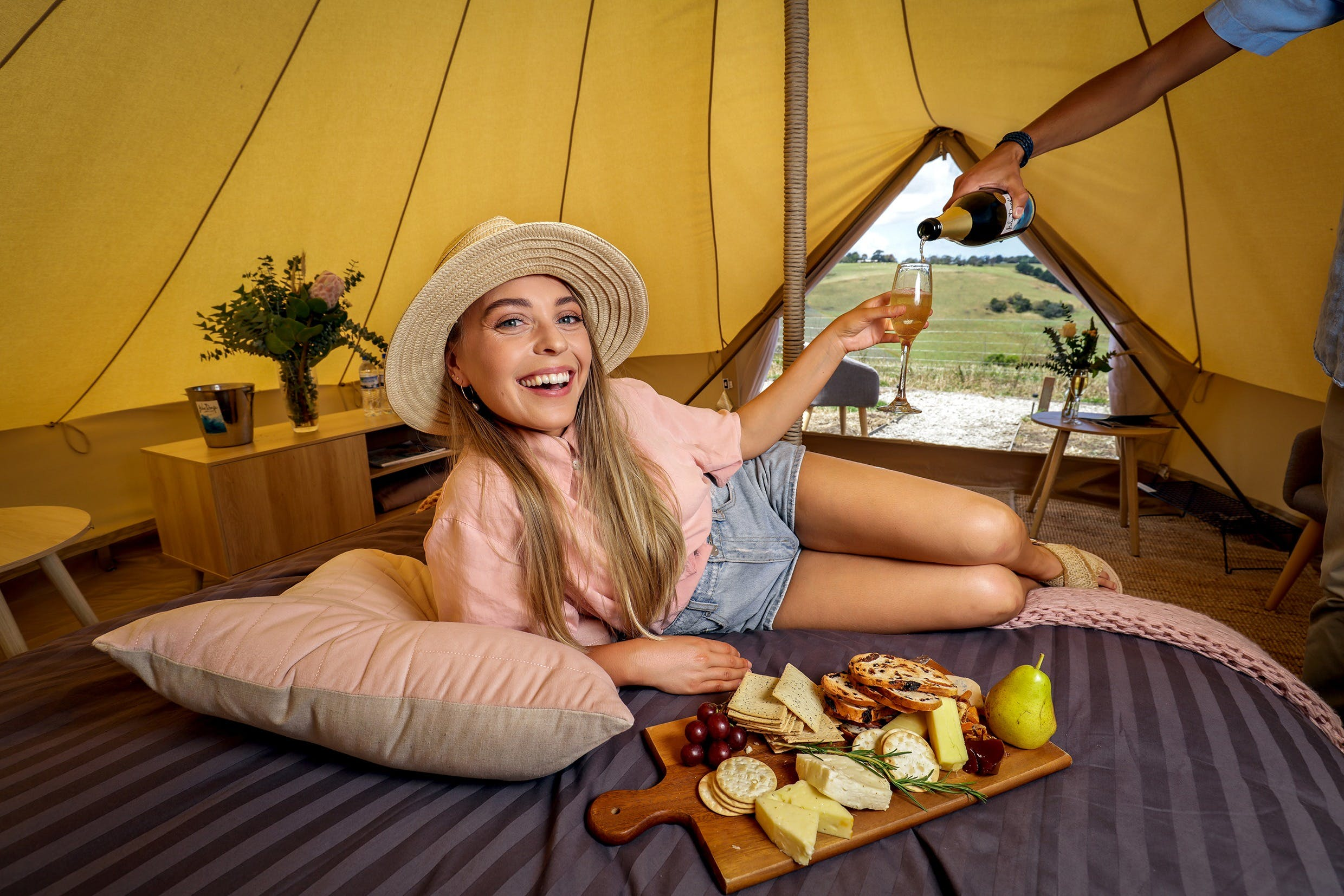 Mornington Peninsula Glamping - Accommodation Burleigh
