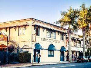 The Waterloo Bay Hotel - Accommodation Burleigh