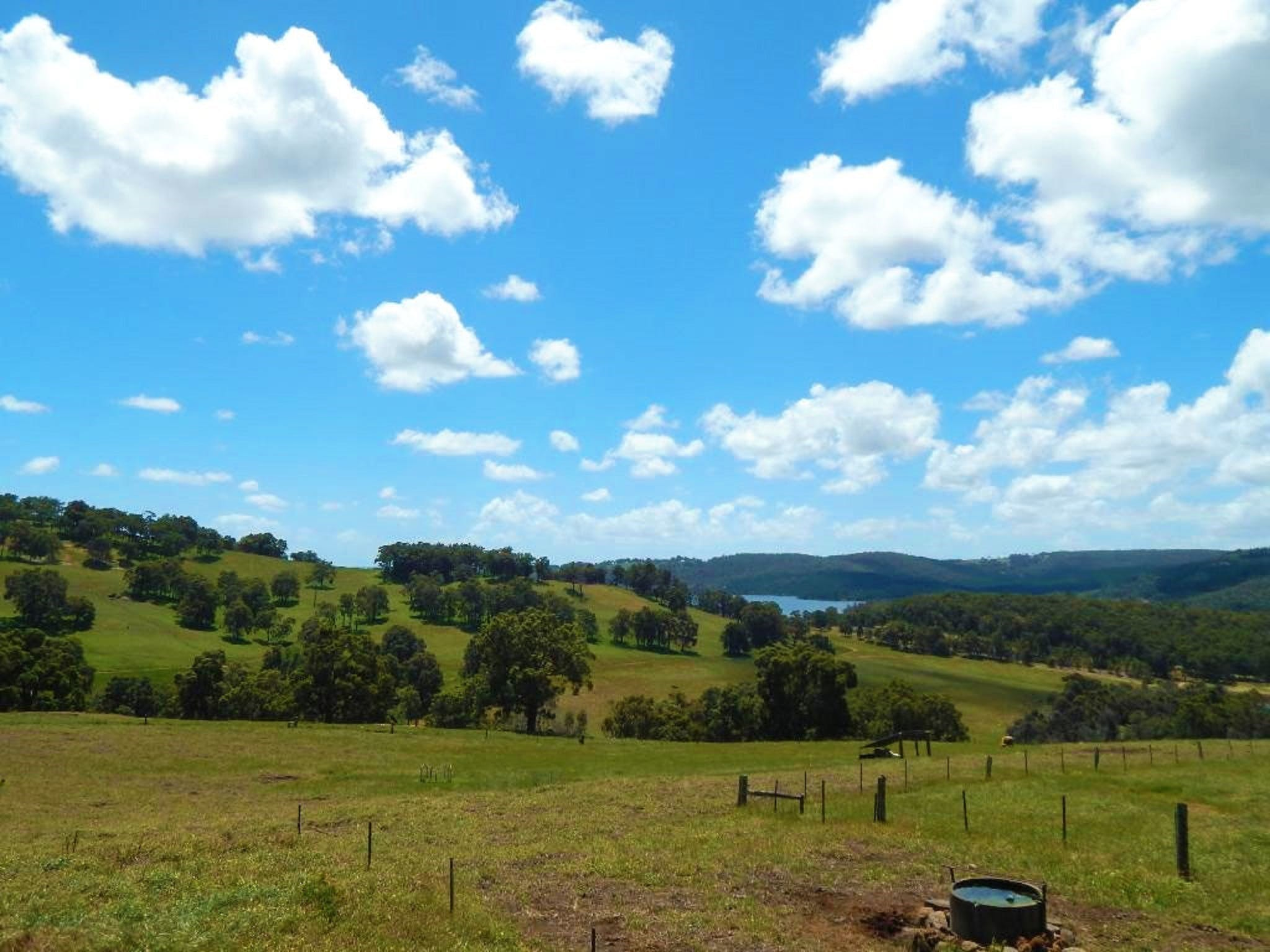 Harvey Hills Farm Stay Chalets - Accommodation Burleigh