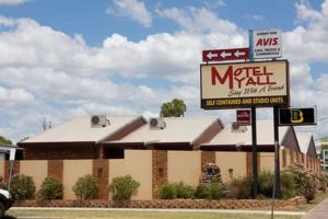 Motel Myall - Accommodation Burleigh