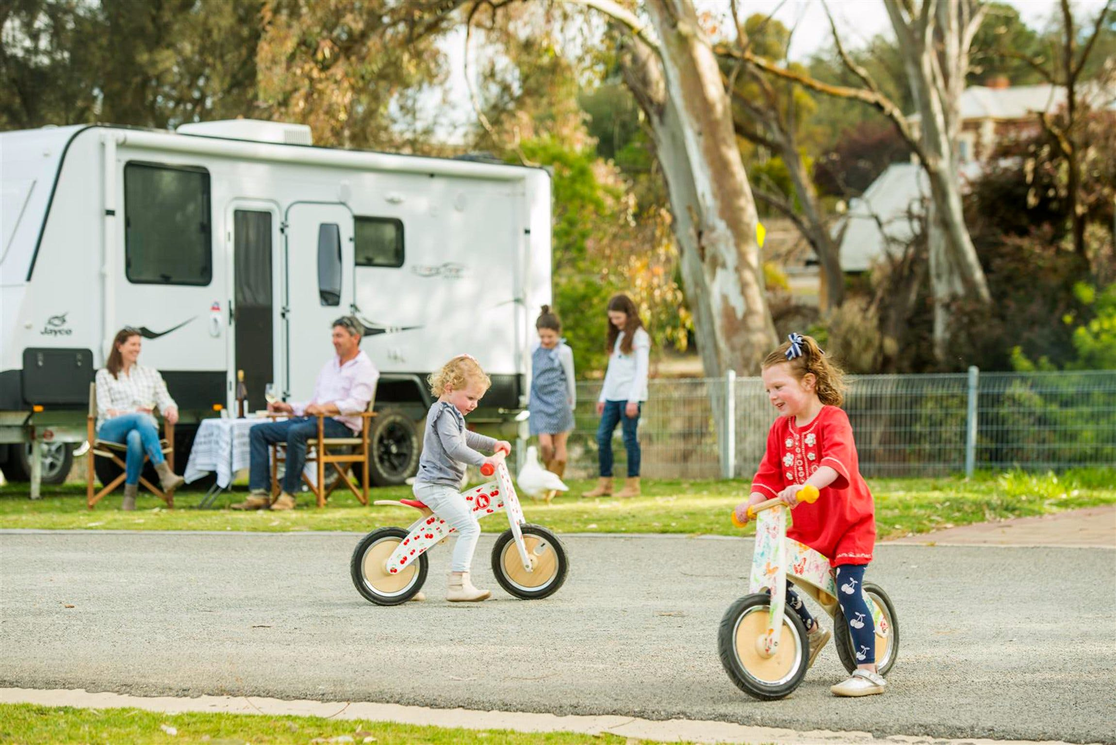 Burra Caravan and Camping Park - Accommodation Burleigh