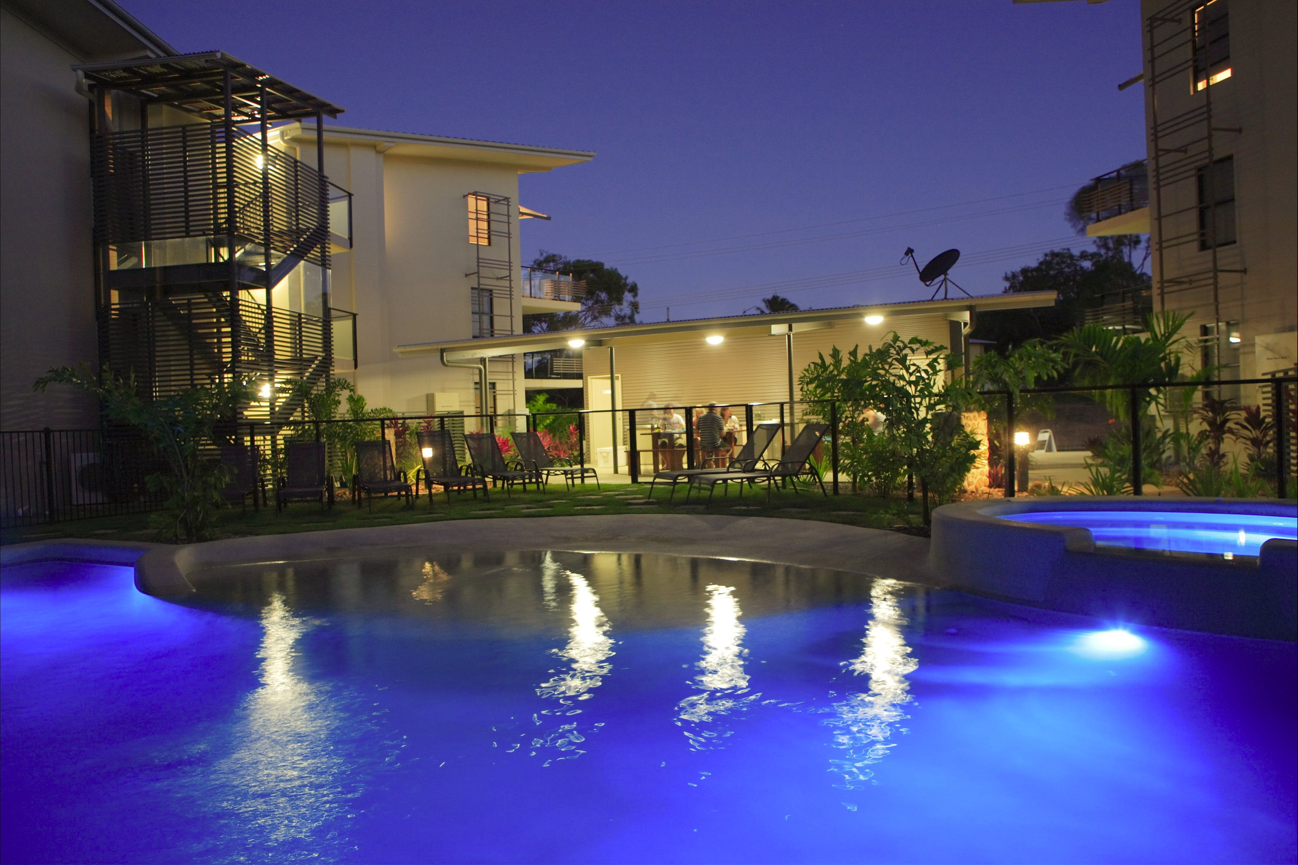 Agnes Water Beach Club - Accommodation Burleigh