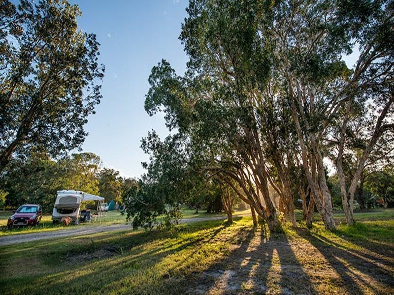 Delicate campground - Accommodation Burleigh