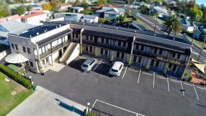 Inverell Terrace Motor Lodge - Accommodation Burleigh