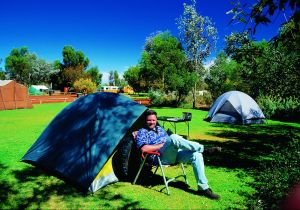 Ayers Rock Campground - Accommodation Burleigh