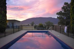 Mountain View Motel Corryong - Accommodation Burleigh