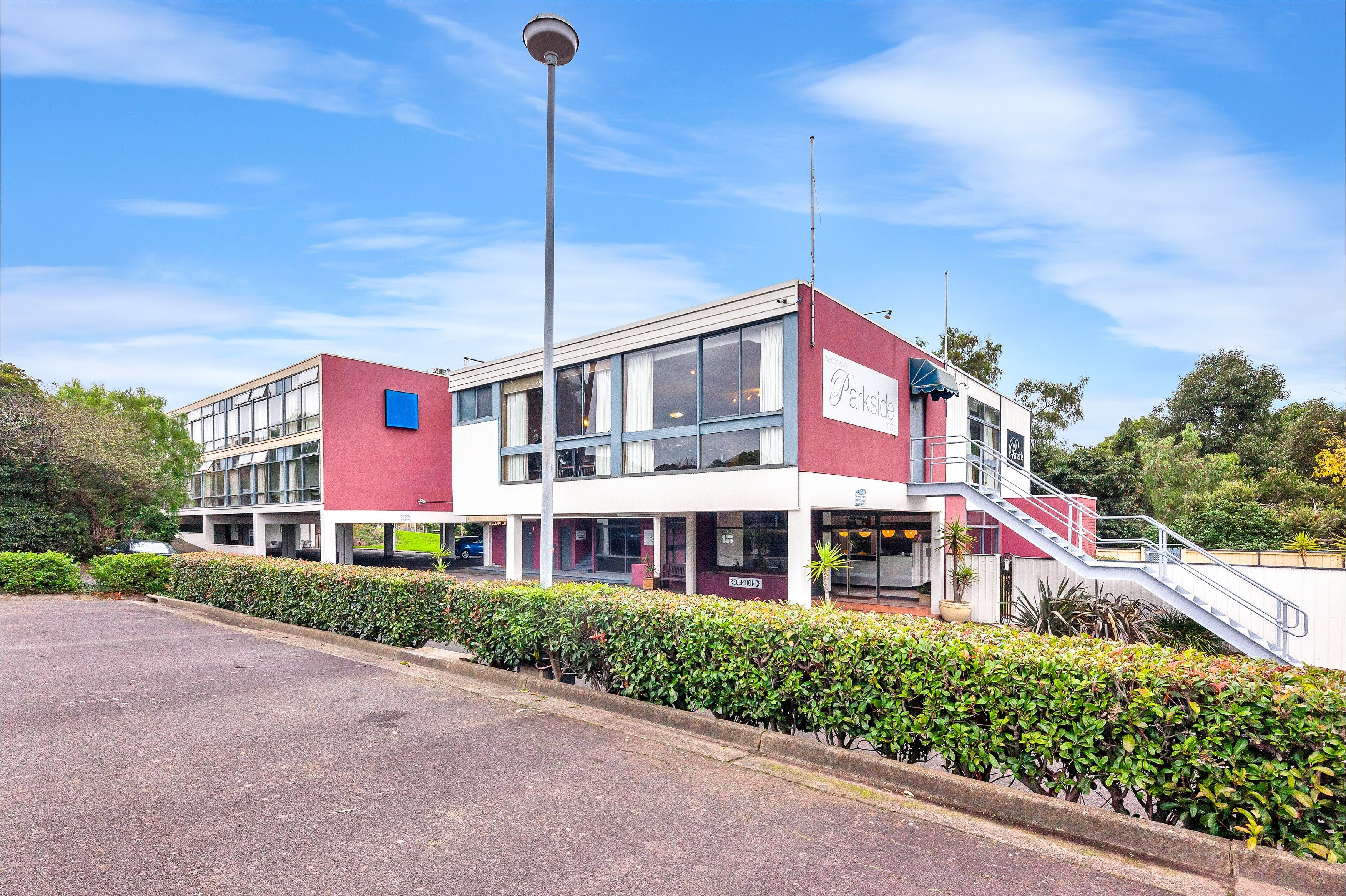 Parkside Motel Geelong - Accommodation Burleigh