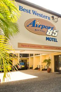 Best Western Airport 85 Motel - Accommodation Burleigh