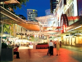 Queen Street Mall - Accommodation Burleigh